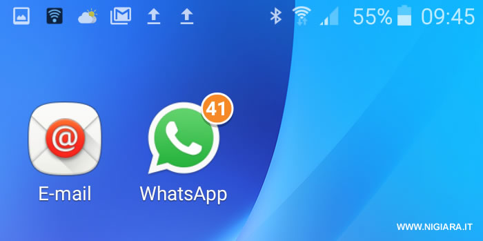 Come Spedire E Ricevere Messaggi Su Whatsapp Nigiara It